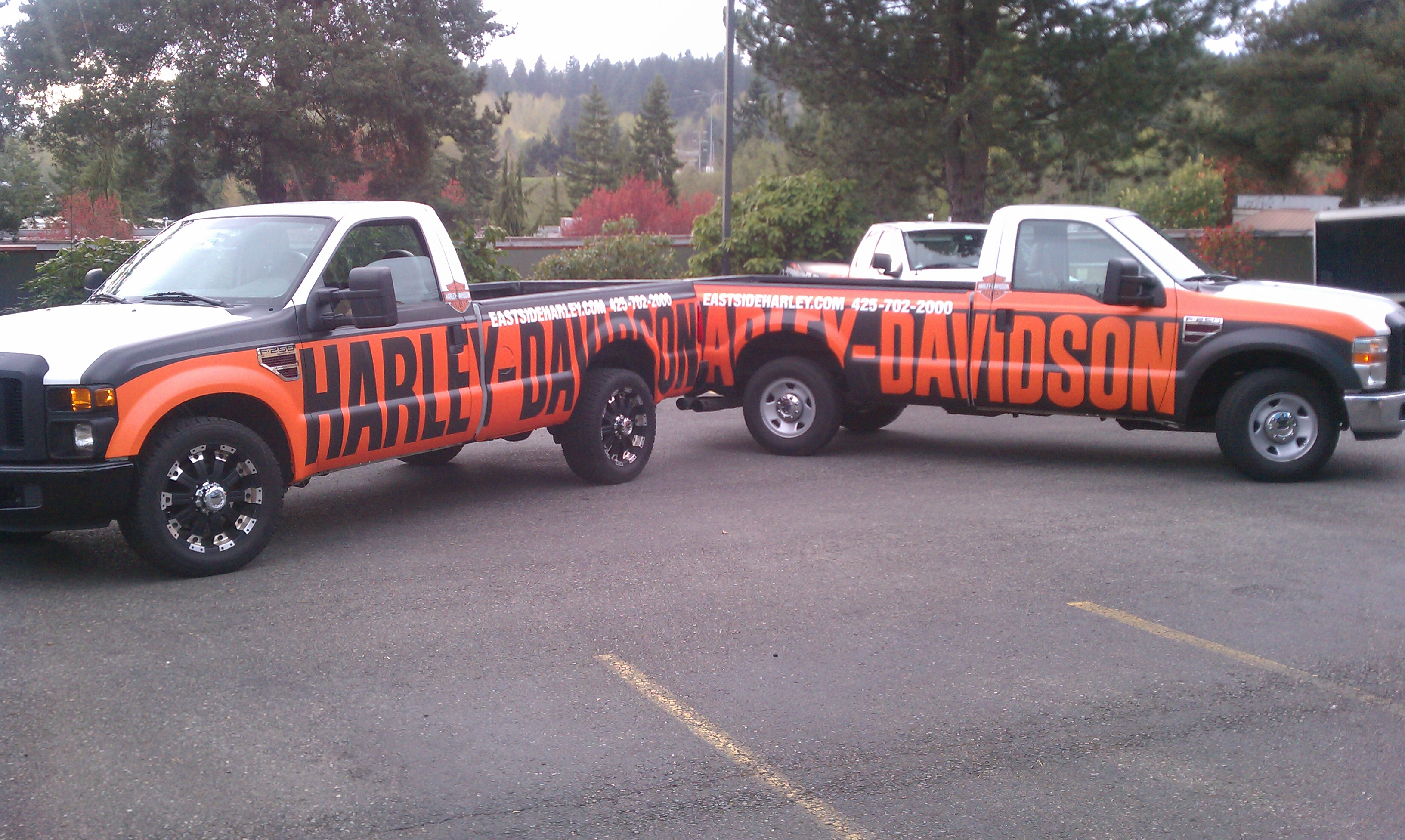 Washington Graphics Designs And Installs Vehicle Wraps For